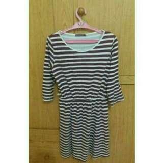 Terranova Stripe dress
