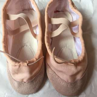 Brand new ballet shoes size (16cm)