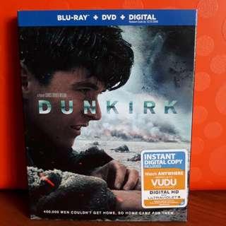 USA Blu Ray Slipcase - Dunkirk