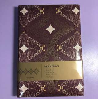 Purple notebook (BNIP)