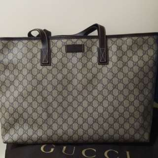 Gucci Large Hand Bag