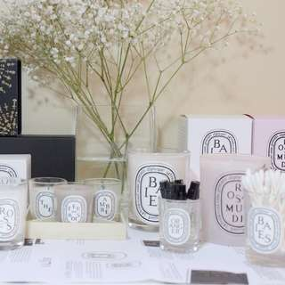 [PREORDER] Diptyque Scented Candles