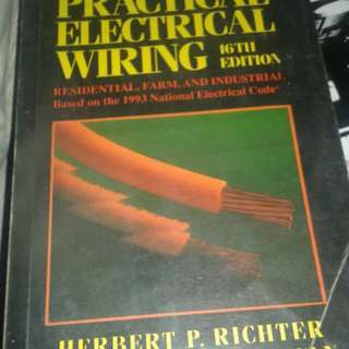 Practical Electrical wiring