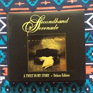 Secondhand Serenade - A Twist In My Story ( Deluxe Edition ) Album