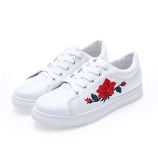 Korean Embroidery Shoes
