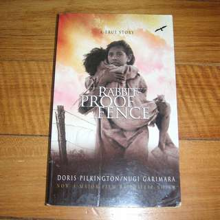 Book Rabbit Proof Fence