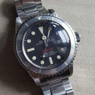 ROLEX 1665 DRSD 雙紅 Watch (1973)