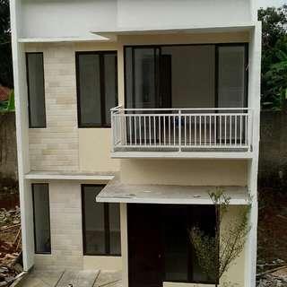 Rumah 2 Lantai Siap Huni Di Pondok Cabe