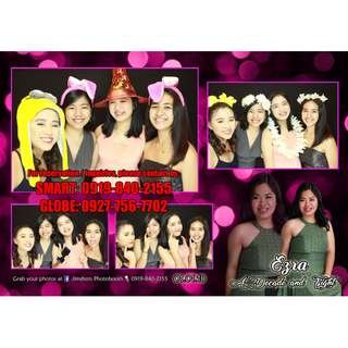 Photobooth Rental for any ares in Metro Manila or Rizal Area
