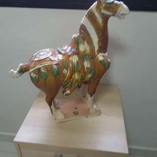 Antique Horse Statuette