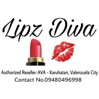 Lipz Diva - Silky Matte