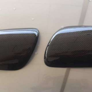 Toyota wish lagend CF cover side mirror