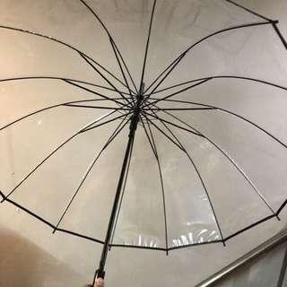 🚚 質感透明傘