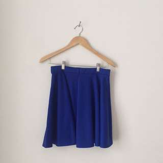 Blue Skirt by New Look