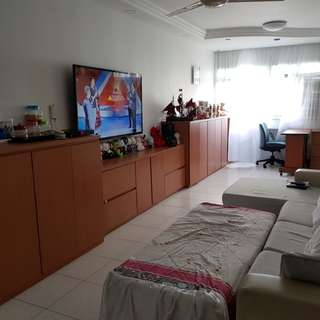 Choa Chu Kang 4 Room Flat for Rent