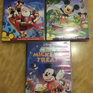 DVD MICKEY MOUSE