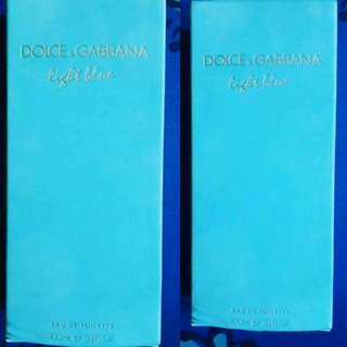 """DOLCE GABBANA-Light Blue"" 100ml-Authenthic Perfume😍"