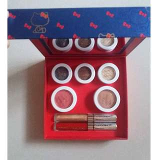 COLOURPOP LIMITED EDITION HILLO KITTY FACE KIT