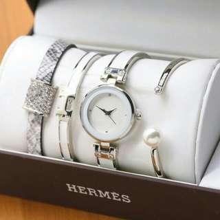 Jam tangan hermes paket