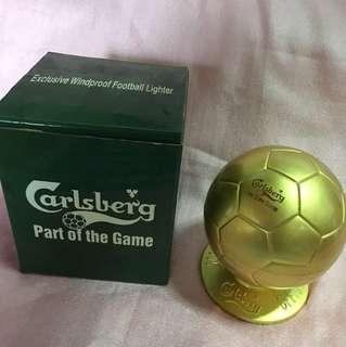 Carlsberg Windproof Football Lighter