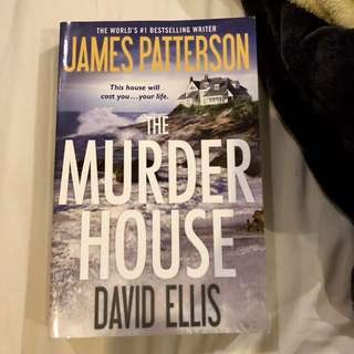 James Patterson Murder House Book