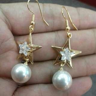 Pearl Ear Ring 珍珠耳环