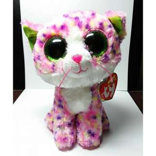 "ty Beanie Boos ""Sophie"" Cat Stuffed Toy"