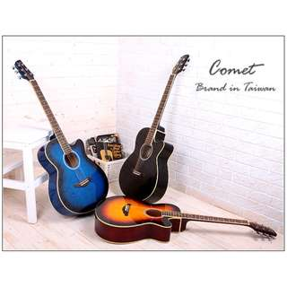 Comet C-190 切角民謠吉他
