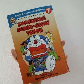 Komik Doraemon Pendidikan