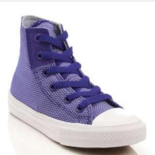 Converse Girls's Hi-Top Sneakers