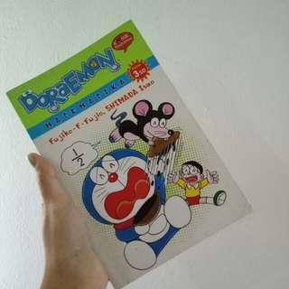 Komik Doraemon Pendidikan Matematika