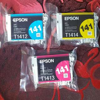 Epson Printer Ink (Price negotiable)