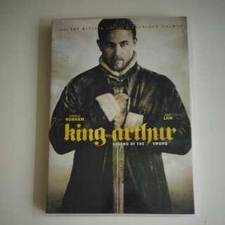 DVD King Arthur - Legend of the Sword