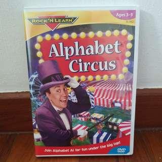 Rock N Learn Alphabet Circus