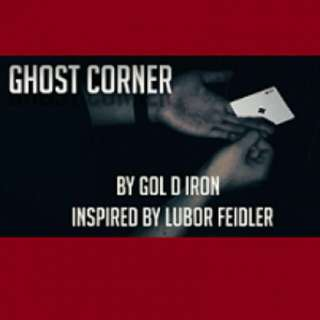 Ghost Corner by Gold Iron inspired by Lubor Fiedler