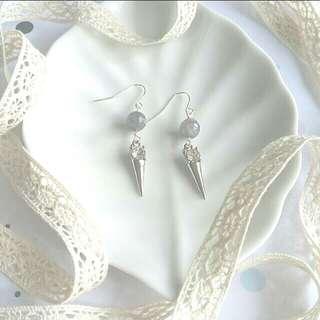 • Handmade Earrings • Dangling