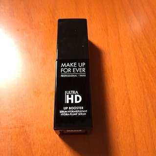 Makeup forever lip booster #01