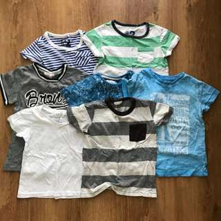 Assorted Boys' Tees