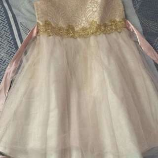Girl's Formal Gown