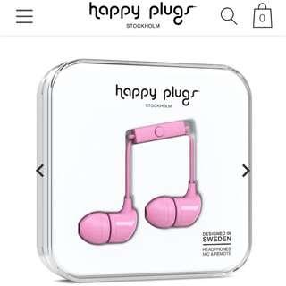 Happy Plugs In-Ear Headphone Earpiece
