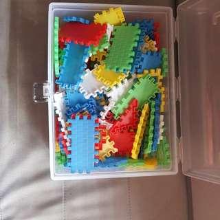DIY building toy