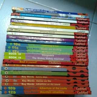 Ladybird Series Books