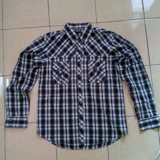 Long Sleeve Shirt Mobile Power Size L