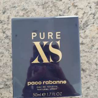 PACO RABANNE PURE XS- 50 ML BNIP