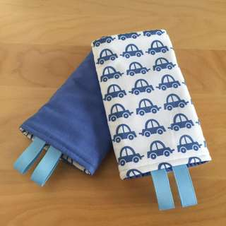 Handmade Reversible Teething Pad