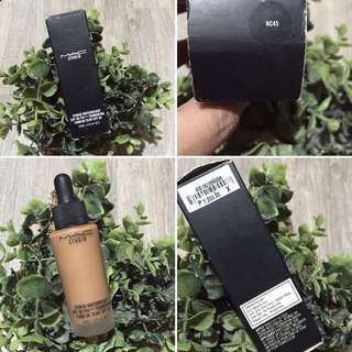 Mac NC45 Foundation