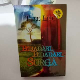 Novel Tere Liye - Bidadari Bidadari Surga
