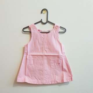 🚚 BN Pink Denim Dress