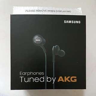 Earphones Tuned by AKG