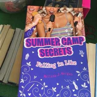 Summer Camp Secrets(Falling In Like)